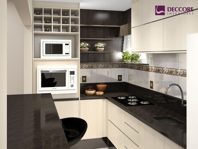 Cozinha planejada DECCORE INTERIORES #956236 1500 1125